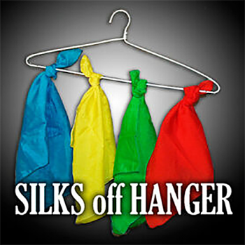 Silks Off Hanger - 4 Foulards hanté sur cintre