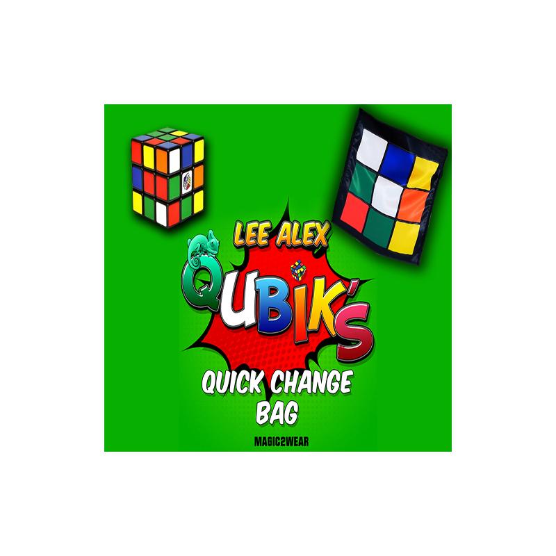 Qubik's Quick Change Bag - Lee Alex