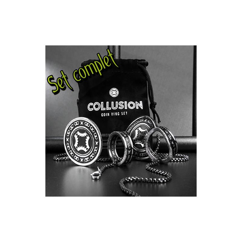 Collusion Complete Set - Medium- Mechanic Industries