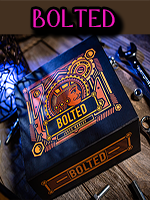 Bolted - Jared Manley