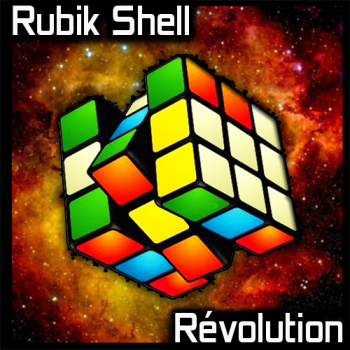 Rubik Shell Révolution La Total