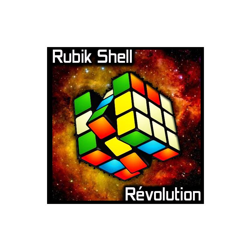 Rubik Shell Révolution La Total