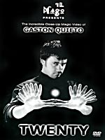 DVD Twenty ( Gaston Quieto )