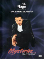 DVD Mysteries at a Magic Bar (Gaston Quieto )