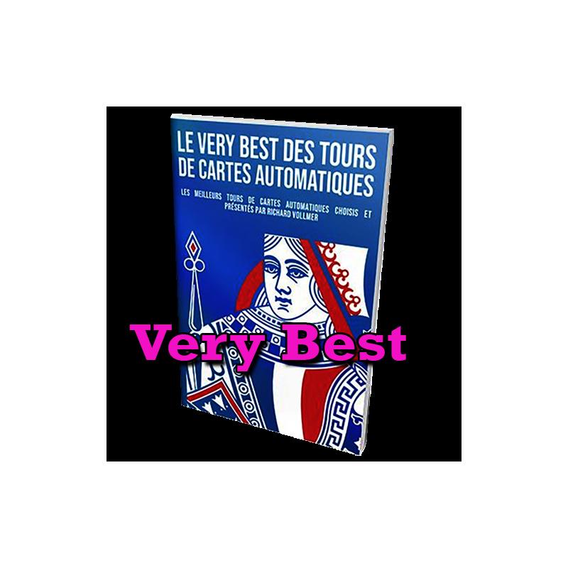 Livre The Very Best Des Tours Automatiques