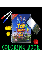 Coloring Book Toy Story 4