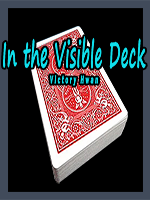 In the Visible Deck Rouge de Victory Hwan