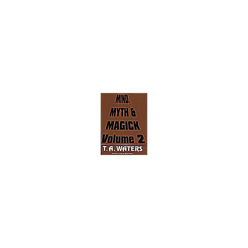Livre Mind Myth et Magick Vol.2