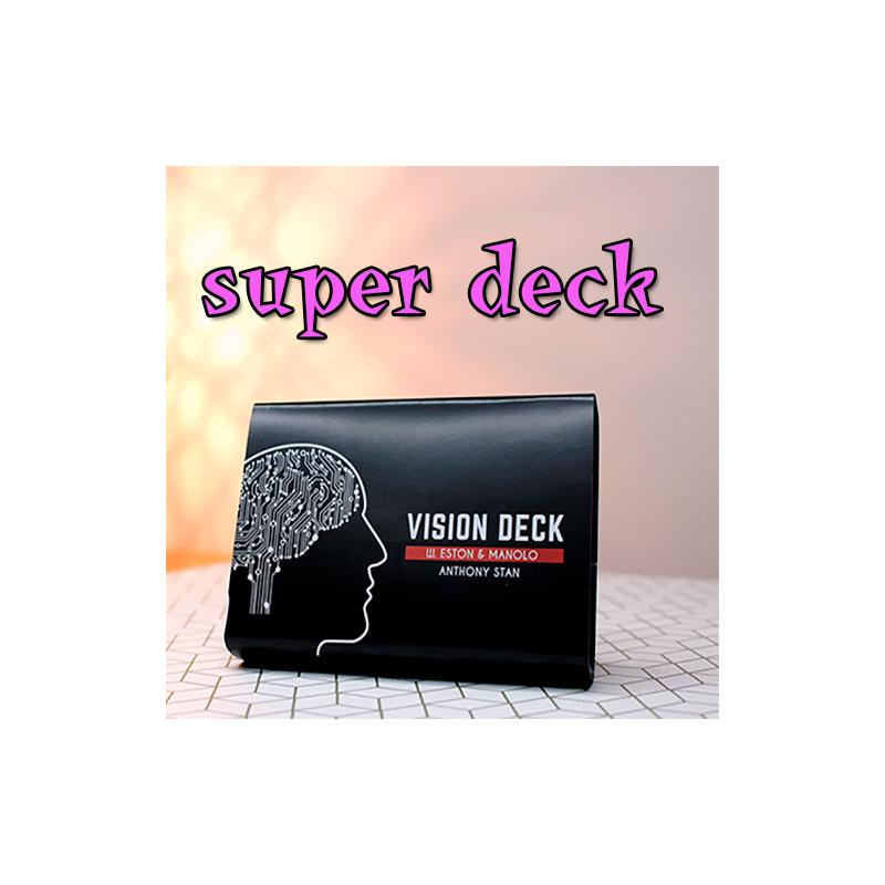 Vision deck Rouge - W.Eston, Manolo et Anthony Stan