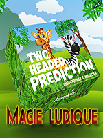 Two Headed Prediction - Christopher T. Magician