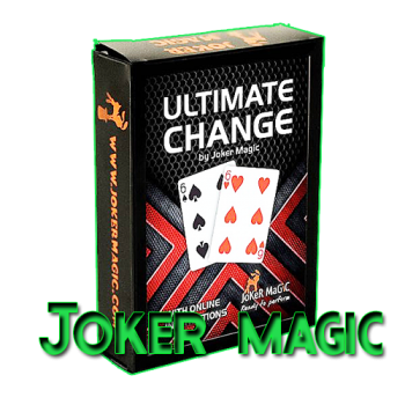 Ultimate Change - Joker Magic