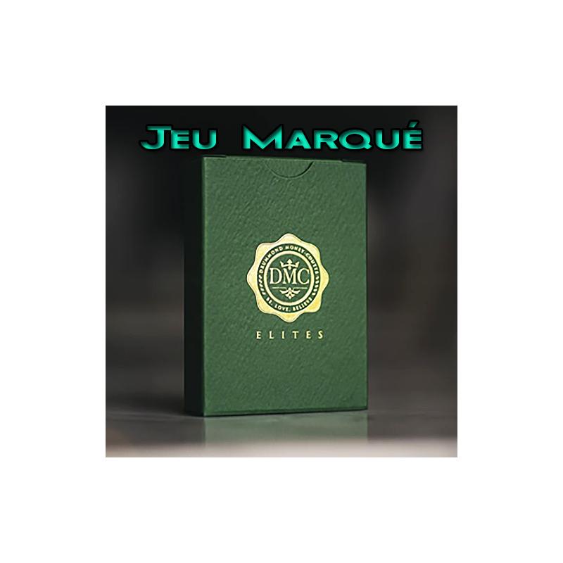 DMC Elite Forest Green - Jeu marqué Vert
