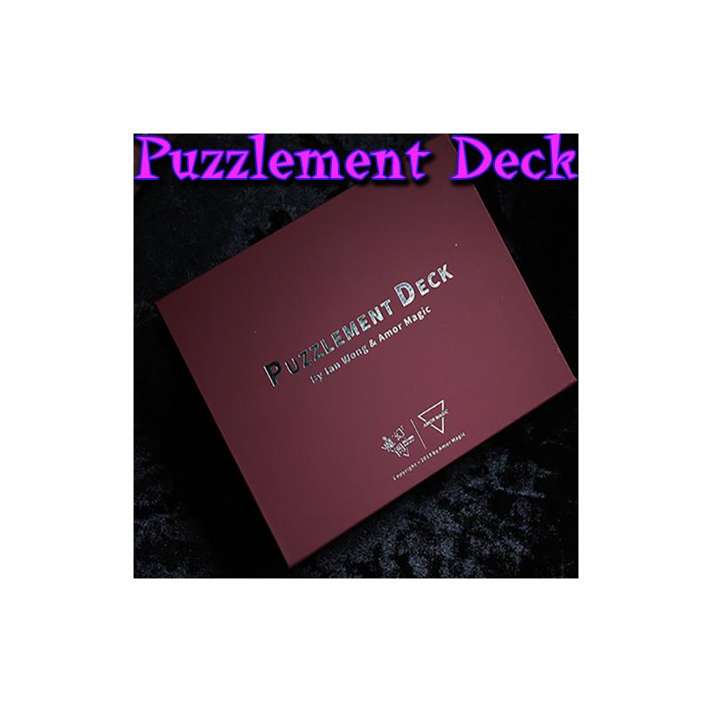Puzzlement Deck - Ian Wong & Amor Magic