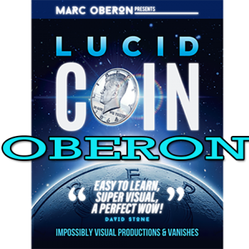 LUCID COIN - Marc Oberon