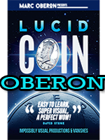 LUCID COIN - Marc Oberon