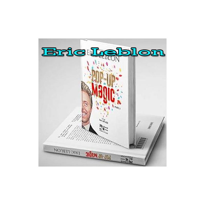 Livre Pop Up - Eric Leblon