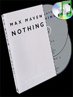 DVD Nothing 2 dvd ( Max Maven )