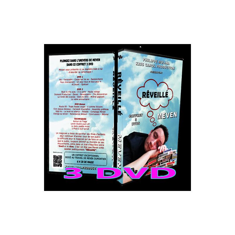 DVD Reveillé - Meven Dumontier