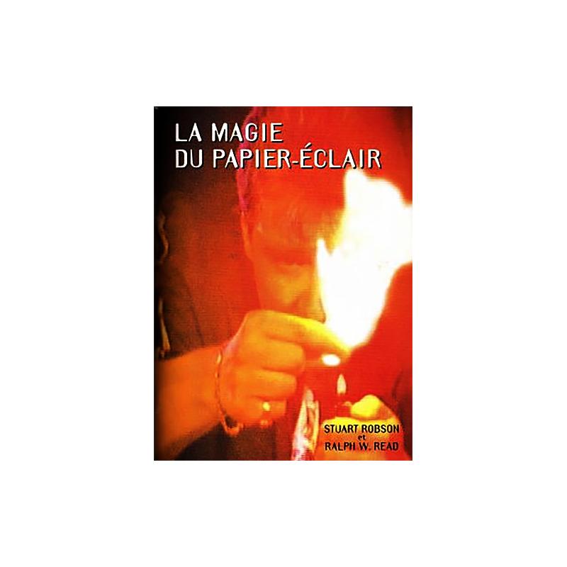 Livre Magie du Papier Eclair - Papier Flash.