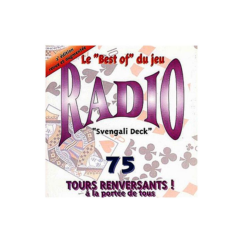 Livret Best of Jeu Radio
