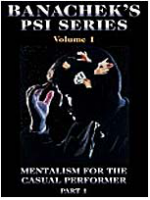 DVD Banachek's PSI series volume 4