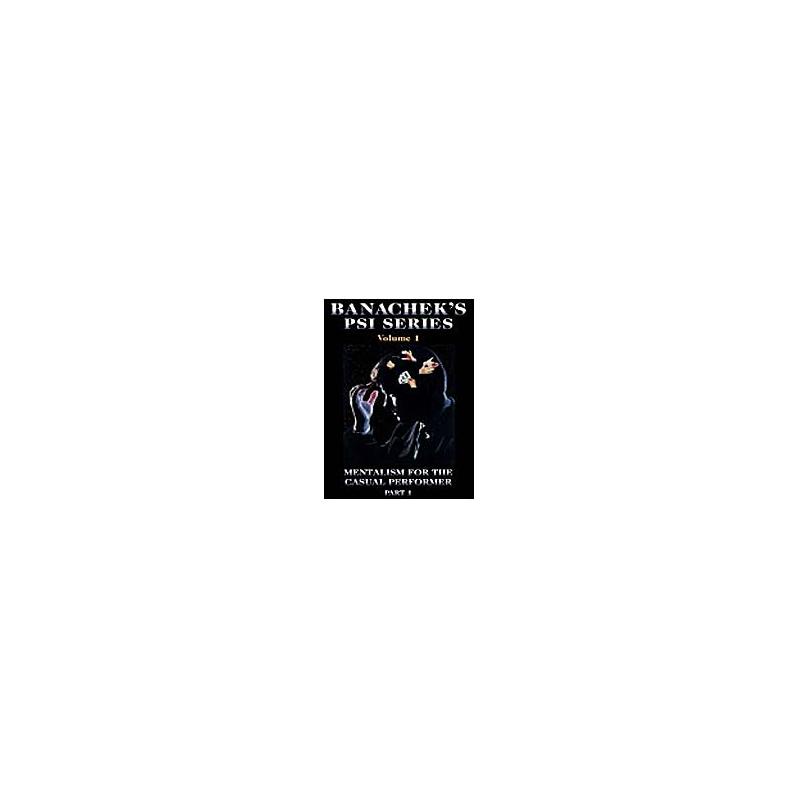 DVD Banachek's PSI series volume 4