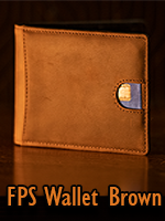 FPS Wallet Brown - Magic Firm