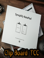 Syncplify NotePad - TCC - Clip board Luxe