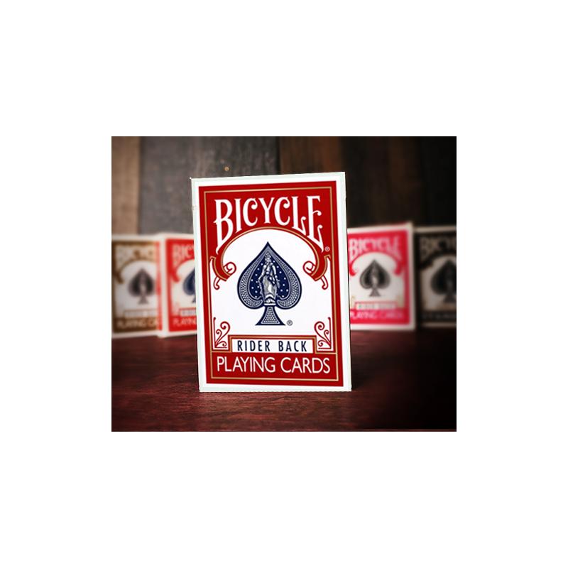Bicycle Poker Rouge ( ancien etui )