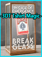 3DT - Emercency - T-shit Magic - JOTA