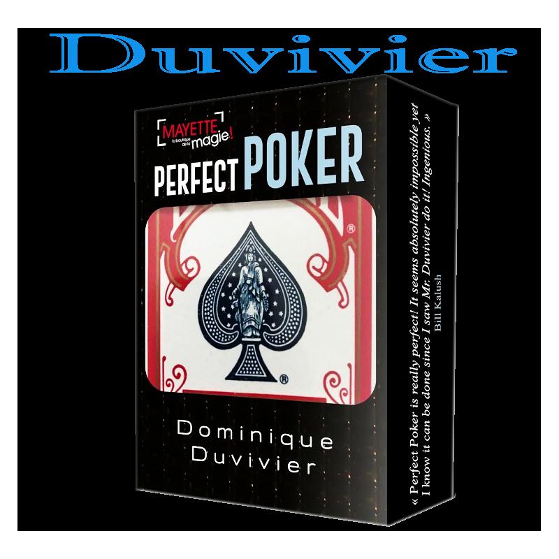 Perfect Poker - Dominique Duvivier