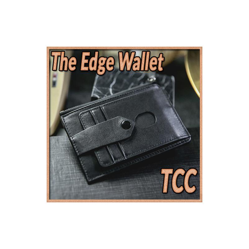 The Edge Wallet Black - TCC