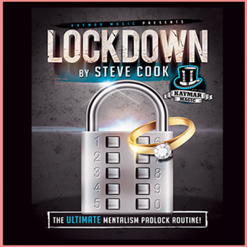 Lock Down - Steve Cook