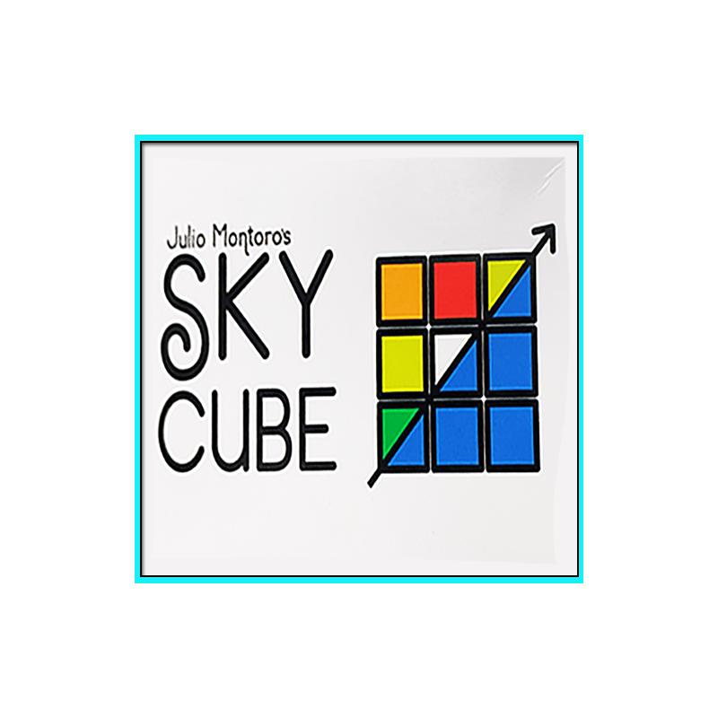SKY CUBE - Julio Montoro