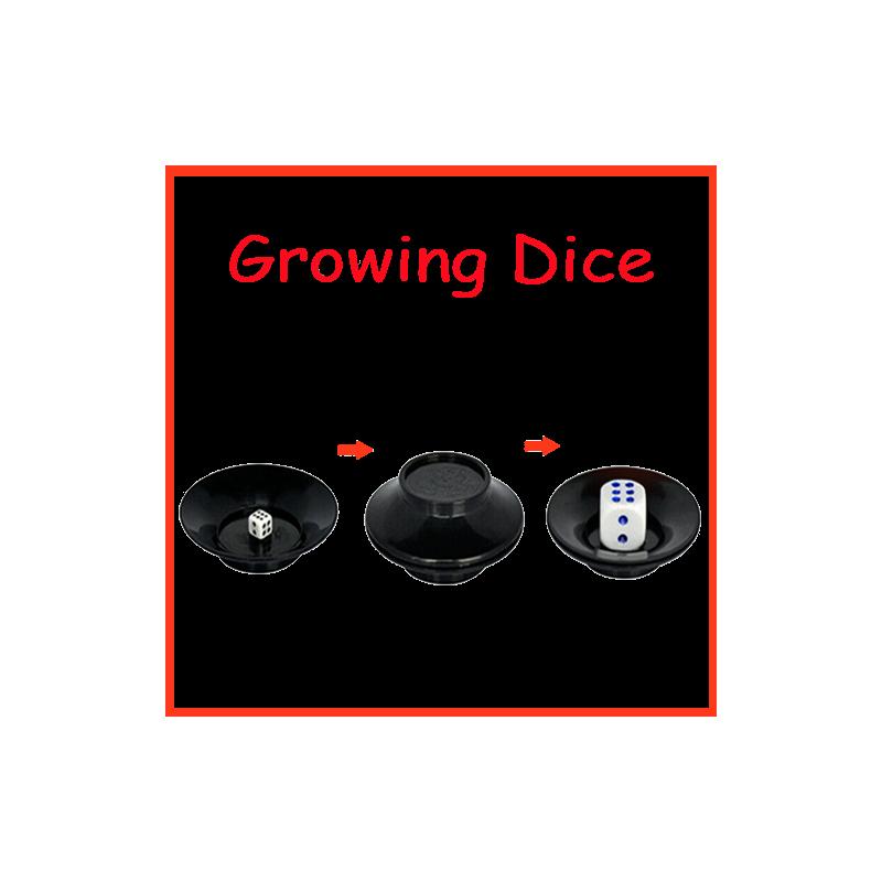 Growing Dice - Le Dé Qui Grossit