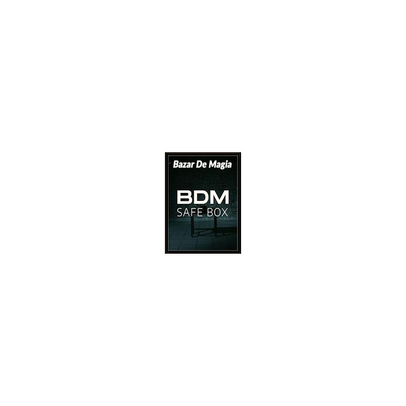 BDM Safe Box - Bazar de Magia