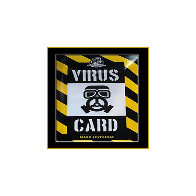 The Virus Card - Mark Leveridge Et Kaymar