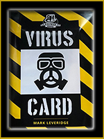 The Virus Card - Mark Leveridge Et Kaymar