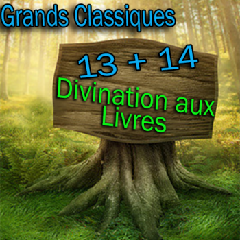 N°13 - 14 Grand Classique - Divination Aux Livres - Téléchargement