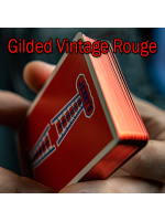 Vintage Feel Jerry's Nuggets Gilded Rouge