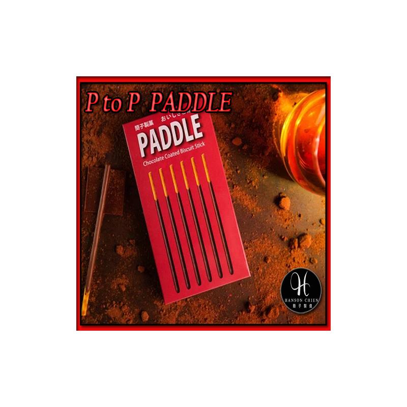 P to P Paddle Classique - Dream Ikenaga & Hanson Chien