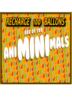 Recharge Animinimals (100 per Pack) - Billy Damon