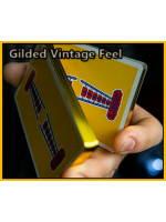 Vintage Feel Jerry's Nuggets Gilded Jaune