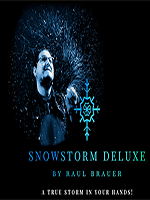 Snowstorm Deluxe White - Raul Brauer