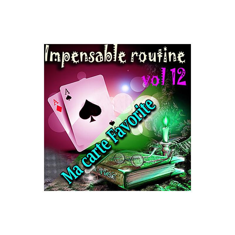 Impensable Routine N° 12 - Ma carte Favorite - Téléchargement