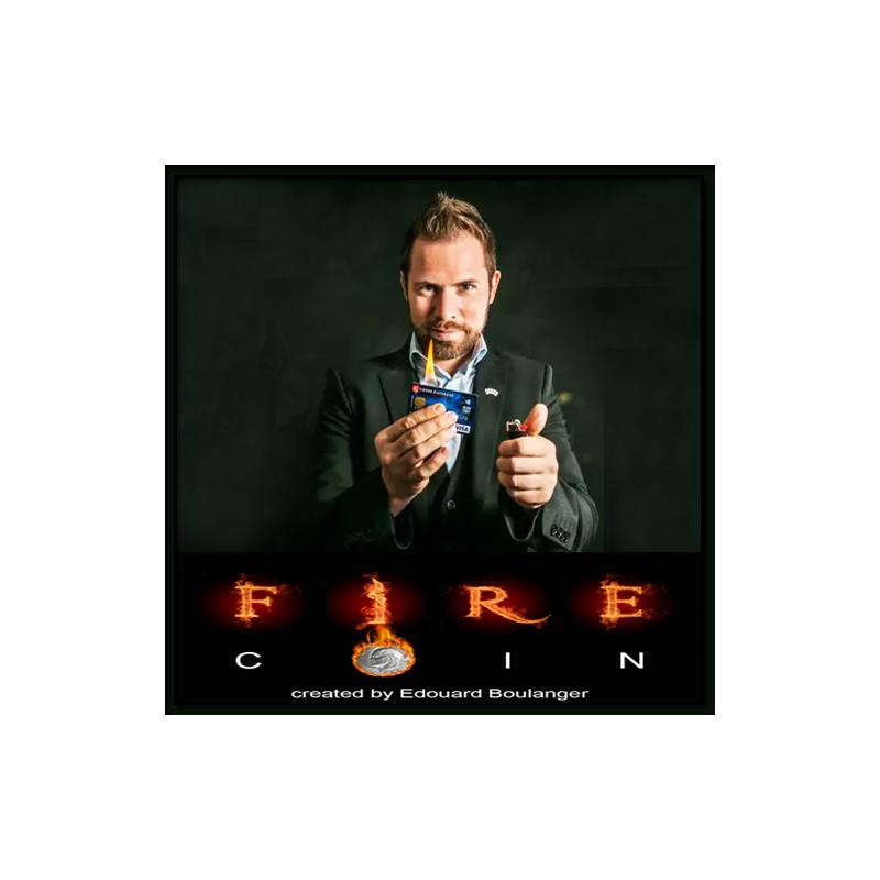 Fire Coin - Edouard Boulanger