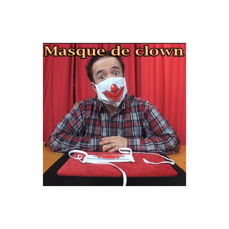Masque De Clown - Covid 19
