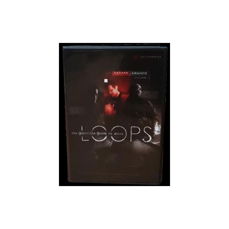 DVD Guerilla Guide to Loops - Vol 1 Nathan Kranzo