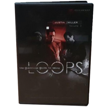 DVD Guerilla Guide to loops - Vol 3 Justin Miller
