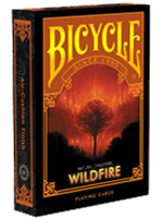 Bicycle Natural Disasters Wildfire
